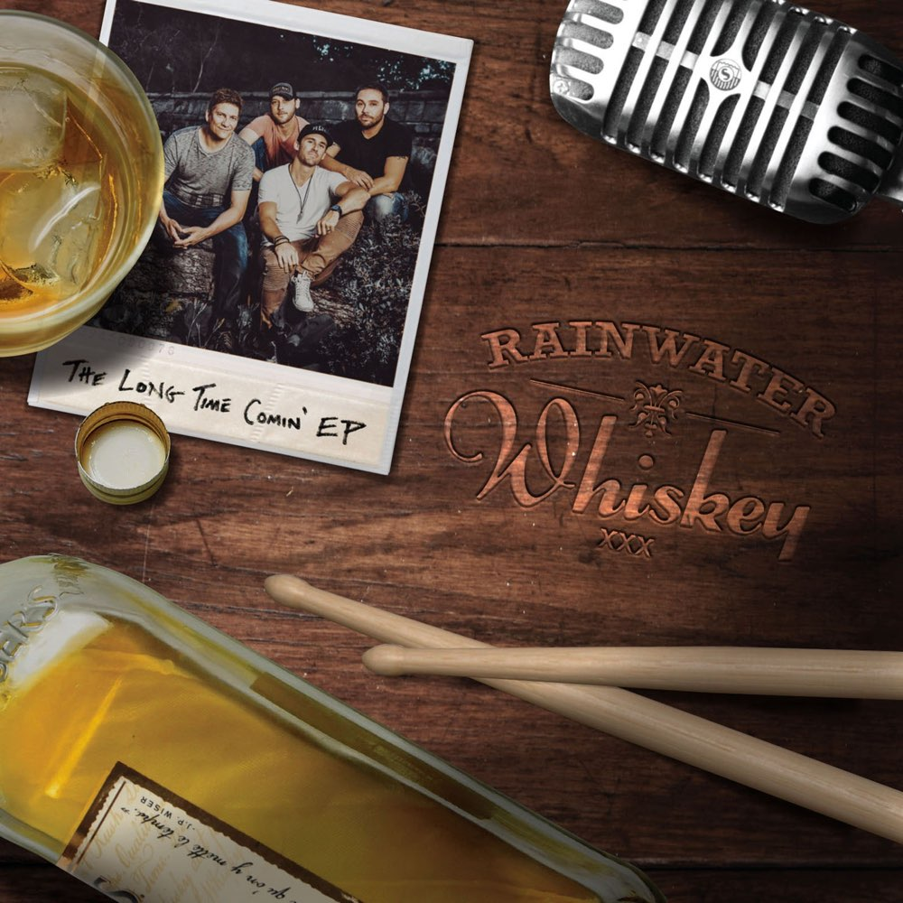 Rainwater Whiskey - The Long Time Comin' EP
